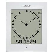 La Crosse Technology Analog-Style Digital Atomic Clock