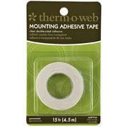 """Mounting Adhesive Tape, 1/4""""X15' - 1 Pkg"""
