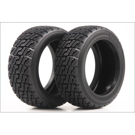 Kyosho KYOTRT121 Rally Tire DRX - 2 Piece
