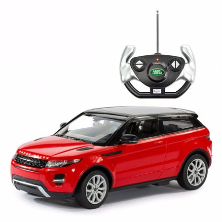 1 14 scale land rover range rover evoque radio remote control model car r c rtr red. Black Bedroom Furniture Sets. Home Design Ideas