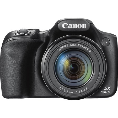 Canon PowerShot SX530 HS Digital Camera