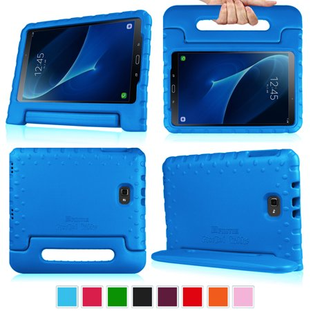 Fintie Case for Samsung Galaxy Tab A 10.1 SM-T580/T585 Tablet - Lightweight Shock Proof Convertible Handle Cover