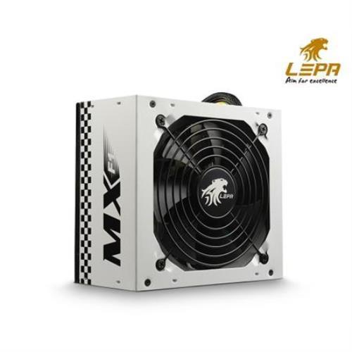 LEPA 600W MX-F1 ATX Power Supply with Dual 12V Rails