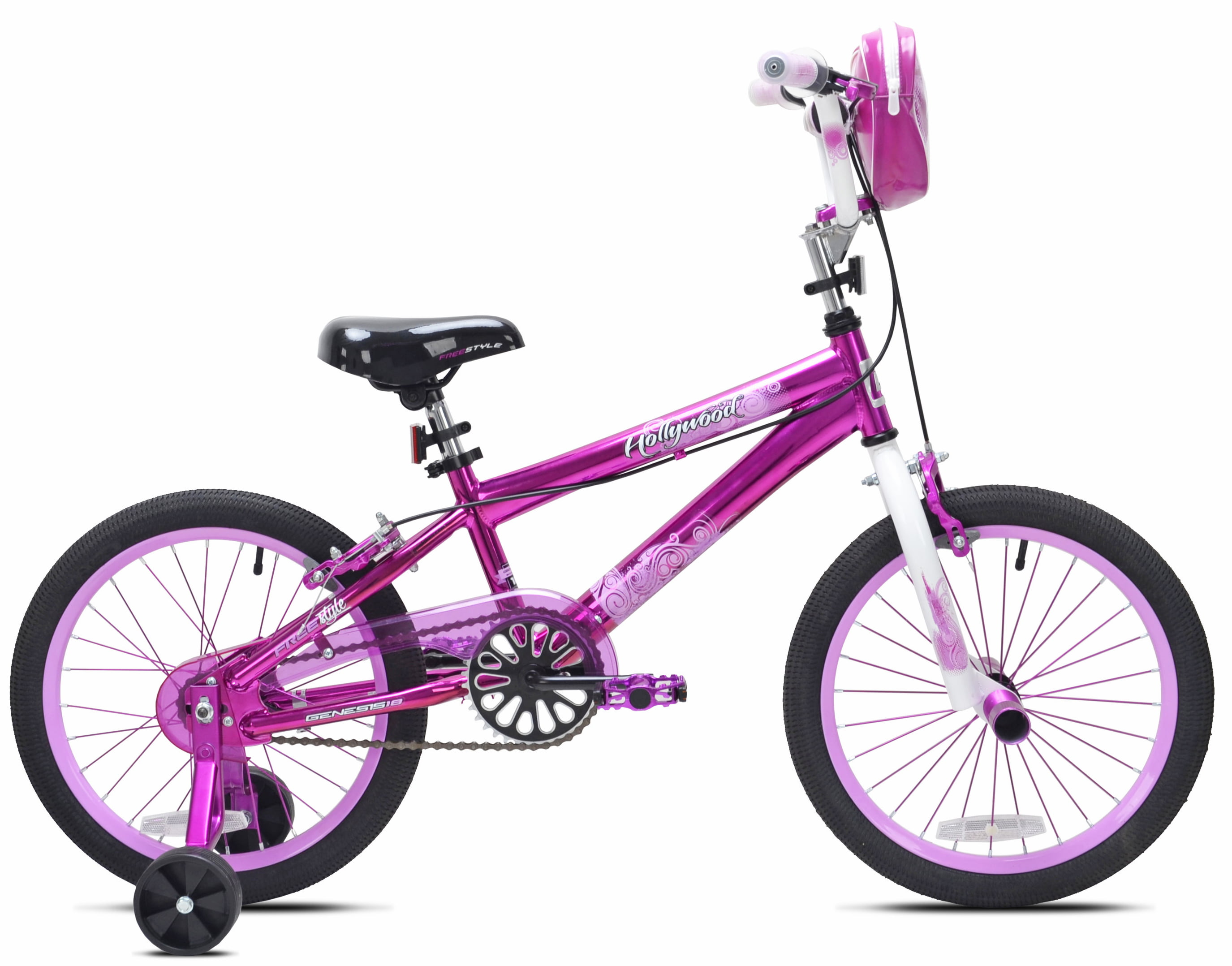 "18"" Girls Genesis Hollywood Bicycle by Kent International Inc"