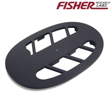 Fisher 11inch DD Black Search Coil Cover for Fisher Brand Metal Detector