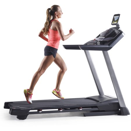 ProForm Performance 600i Folding Treadmill, iFit Coach Compatible (Treadmill For Stand Up Desk)