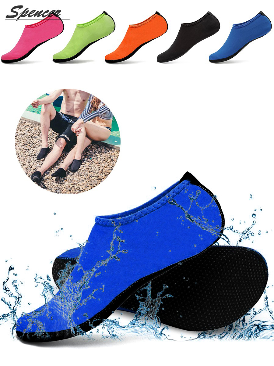 Ben Sports Mens Barefoot Quick-Dry Water Aqua Skin Shoes for Beach Swim Surf Yoga Exercise