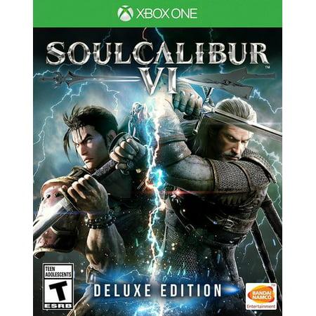 Soul Calibur VI Premium Edition for Xbox One