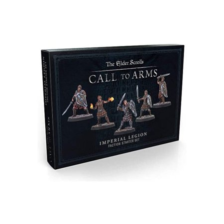 Elder Scrolls Call to Arms - Imperial Legion Faction Starter Role Playing Game
