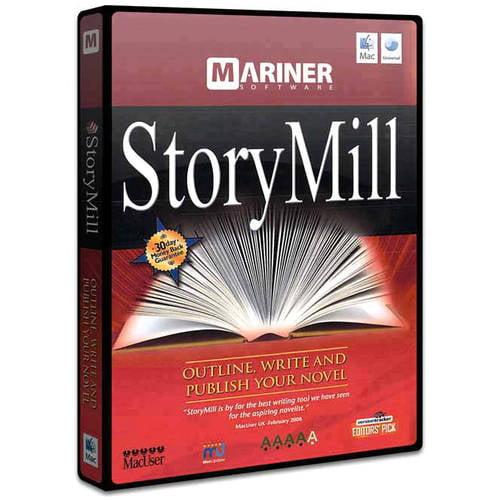 StoryMill Novel Writing Software