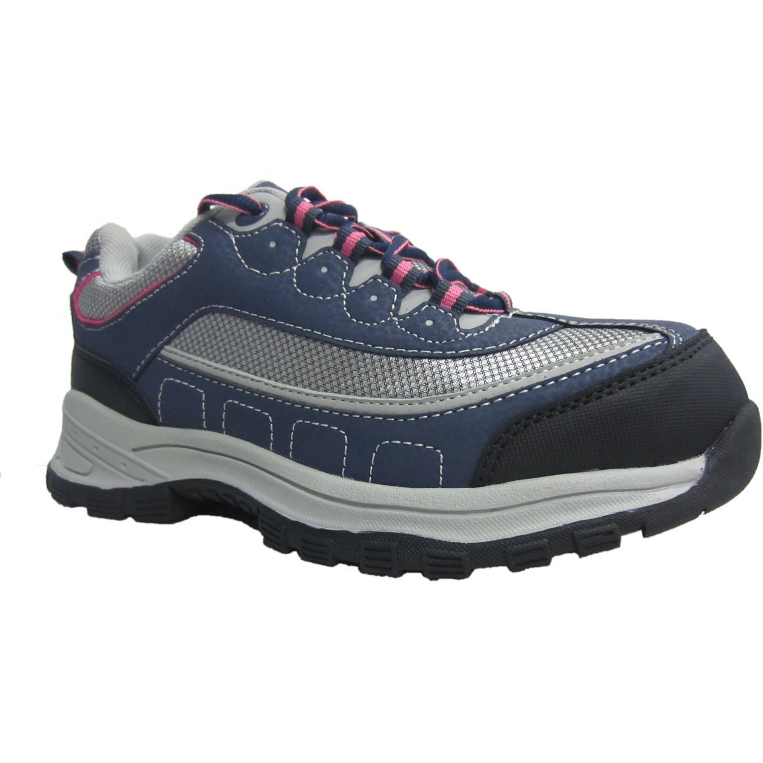 Brahma Women's Sacha Steel Toe Low Work Shoe