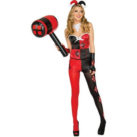 Harley Quinn Women's Choker Halloween Accessory](Harley Quinn Arkham City Halloween Costume)