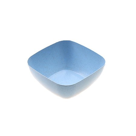 Square Candy Dish - Candy Dish Snack Dish Dried Fruit Plate Thickened Serving Square