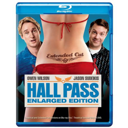 Hall Pass (Enlarged Edition) (Blu-ray) (With INSTAWATCH) (Widescreen)