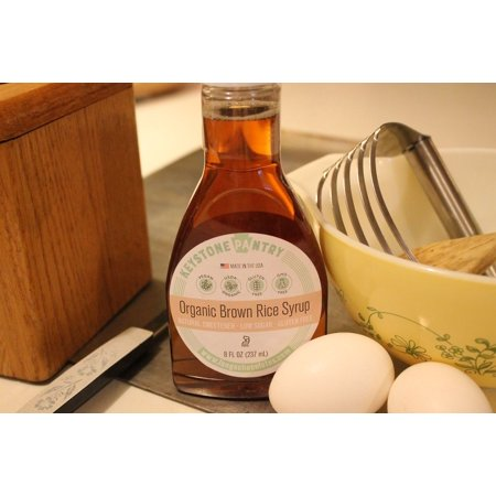 (Keystone Pantry Organic Brown Rice Syrup 8 fl oz Bottle)
