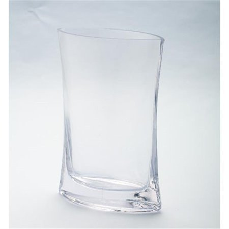 Marquis Vases (Diamond Star 64036 9.5 x 3.5 x 7 in. Marquis Shaped Vase, Clear )