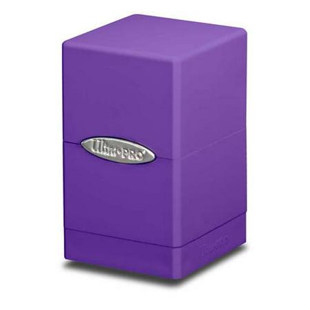 Ultra PRO Purple Satin Tower Deck Boxes