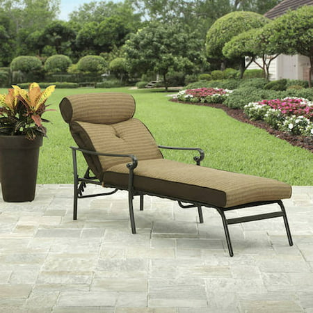 Better Homes and Gardens Bailey Ridge Outdoor Chaise