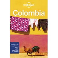 Travel guide: lonely planet colombia - paperback: 9781786570611