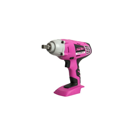 The Original Pink Box Pb184ir 18v 1 2 Inch Cordless Impact Wrench Battery Not Included