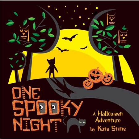 One Spooky Night : A Halloween Adventure (10 Halloween Words)