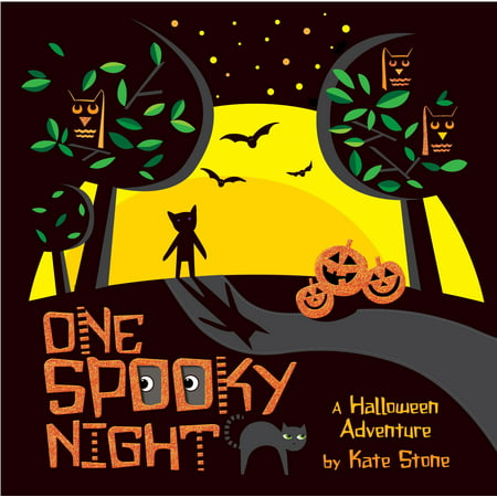One Spooky Night : A Halloween - Spooky Halloween Writing