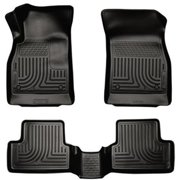 HUSKYLINER 98161 Floor Liner Black 2011-2015 Chevrolet Cruze