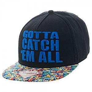 Baseball Cap - Pokemon - Gotta Catch