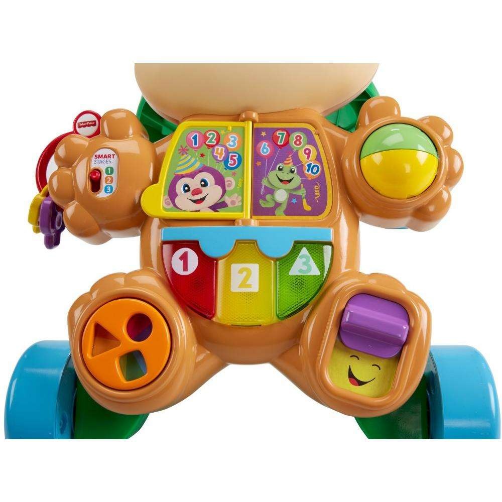 VTech Little Apps Tablet Pink letter buttons and piano keyboard