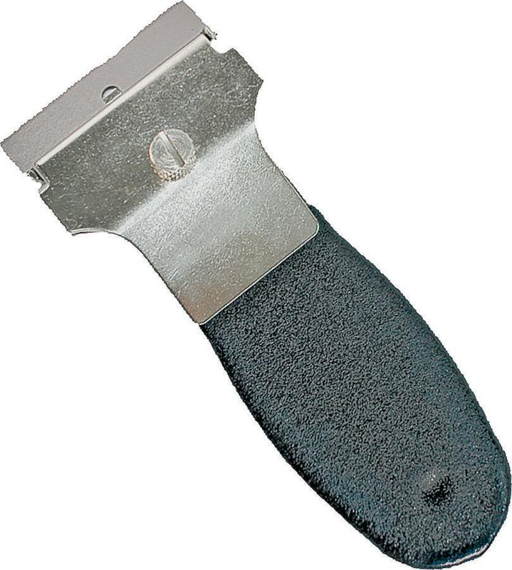 Toolbasix JLWFB000133L Razor Scraper, 2 in W, High Carbon Steel