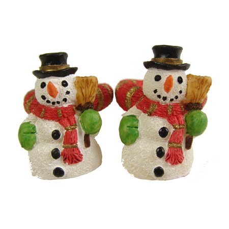 Northlight 288ct Friendly Snowman Christmas Taper Candle ...