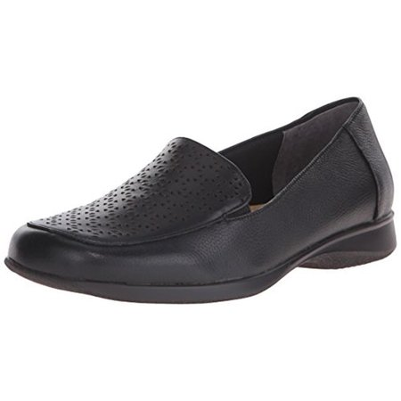 1033ba8ccc4 Trotters - Womens Jenn Laser Leather Cut Out Loafers - Walmart.com