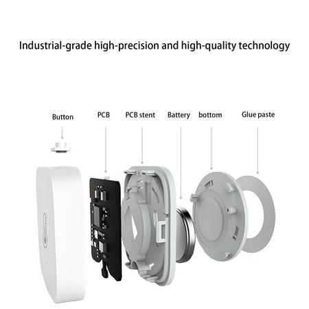 Smart Air Pressure Temperature Humidity Environment Sensor Smart control - image 2 of 8