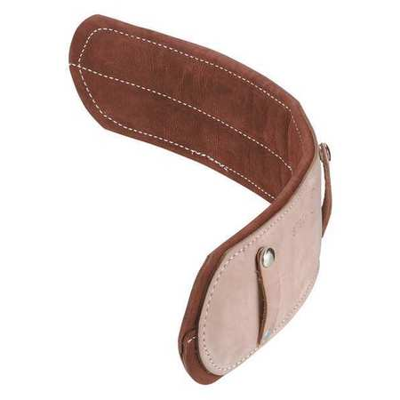 Klein Tools Leather Belt Pads - leather belt pad for use