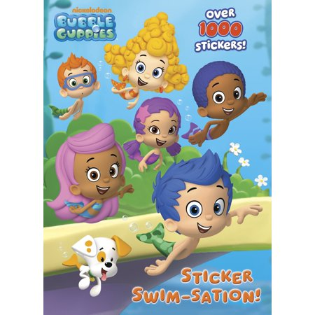 Sticker Swim-sation! (Bubble - Bubble Guppies Theme