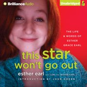 This Star Won't Go Out - Audiobook