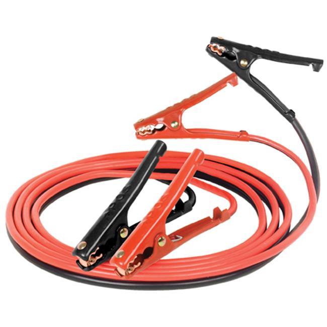 Rally Manufacturing 7453 6G Booster Cables with Professional Quality Clamps, 16 ft.