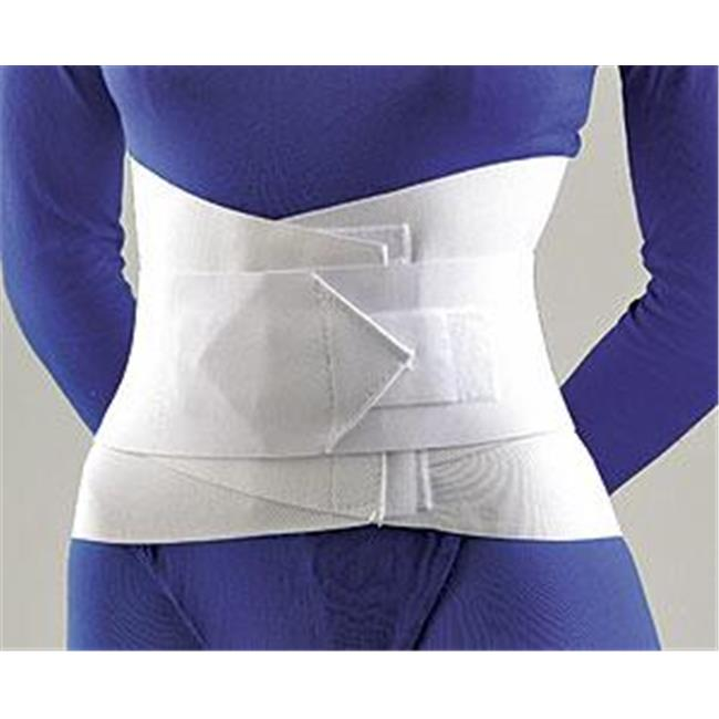 Fla Orthopedics 31-208LGSTD Lumbar Sacral Support With Ab...