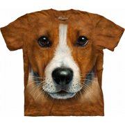 Brown 100% Cotton Bf Jack Russell Terrier T-Shirt