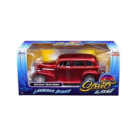 1939 Chevrolet Maser Deluxe Red