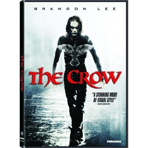 The Crow (With INSTAWATCH) (Widescreen)