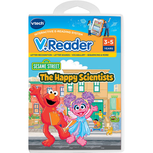 VTech V.Reader Software, Elmo by VTech