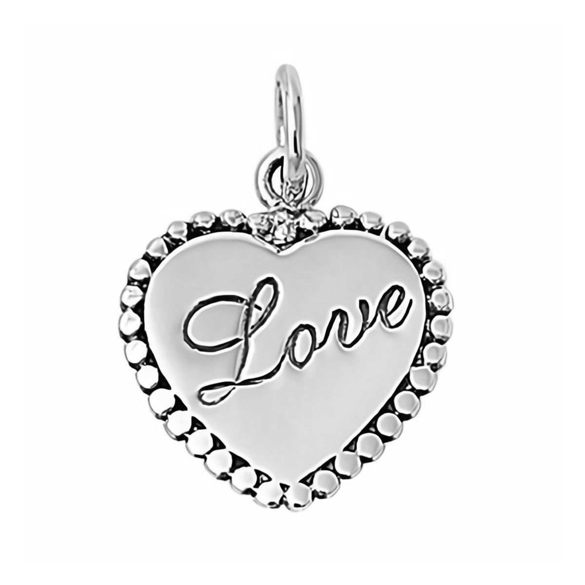 Cute Gift for Women Glitzs Jewels 925 Sterling Silver Pendant for Necklace
