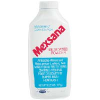 Mexsana Medicated Antiseptic Powder - 6.25 Oz