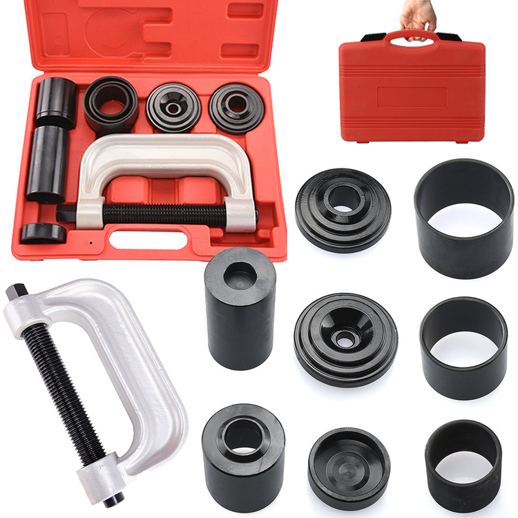ball joint press kit. 2017 updated 7pcs ball joint auto remover installer tool 2wd \u0026 4wd vehicles tools kit press