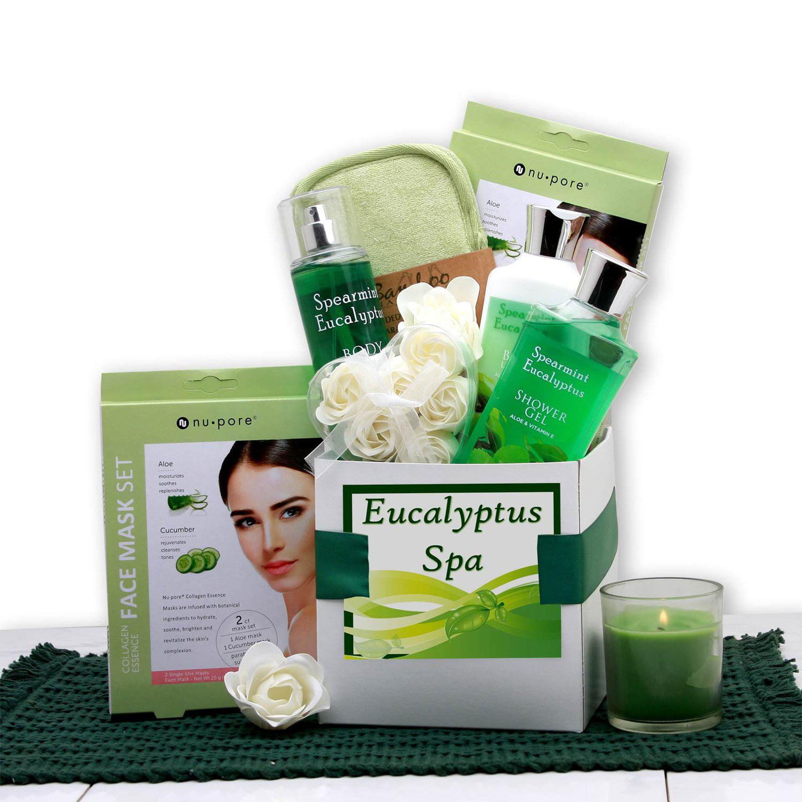 Eucalyptus Spa Care Package Walmart Com Walmart Com