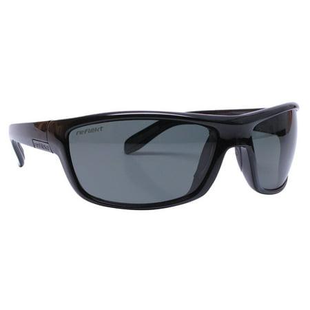 071c9f3dea63a Unsinkable Polarized Men s Rival Floating Sunglasses Ebony Core Grey -  Walmart.com