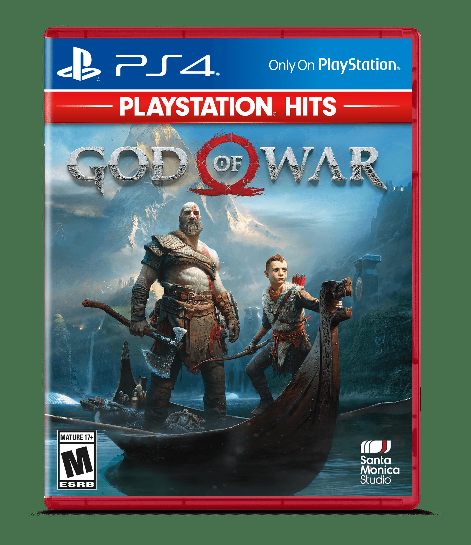 God of War ? PlayStation® Hits, Sony, PlayStation 4, 711719534105
