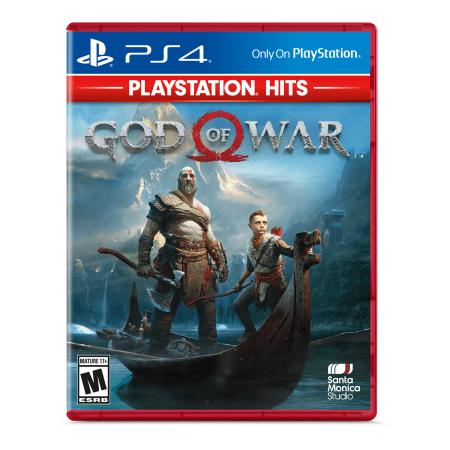 God of War ? PlayStation® Hits, Sony, PlayStation 4, 711719534105