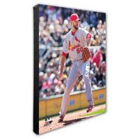 "St. Louis Cardinals Adam Wainwright 16"" x 20"" Player Canvas - No Size"